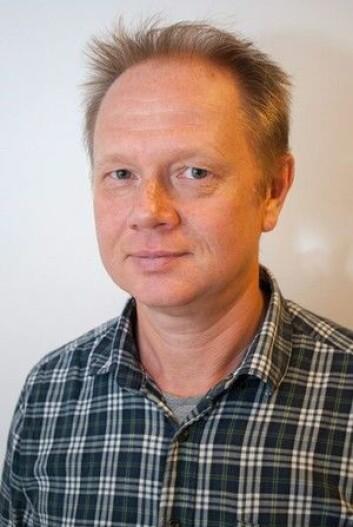 Yngve Nilsen, forskar ved Uni Research Rokkansenteret. (Foto: UiB)