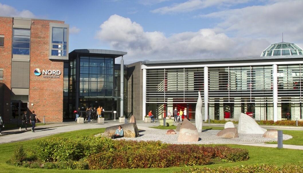 Nord Universitet er et av de nye universitetene som får mindre penger enn før gjennom den nye finansieringsmodellen regjeringen la frem i dag.  (Foto: Svein-Arnt Eriksen)