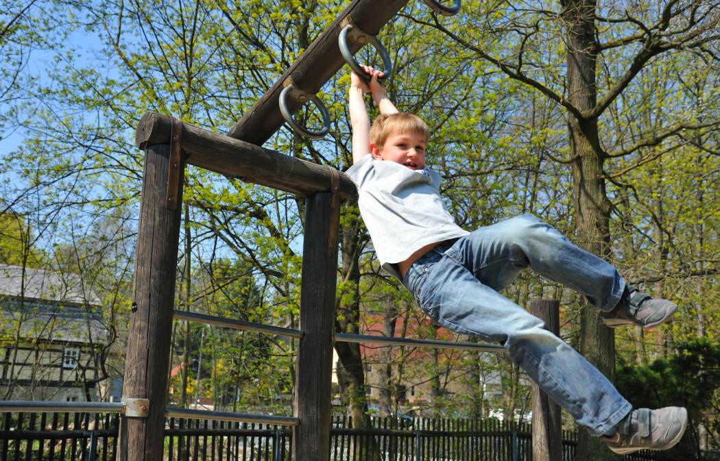 Forskerne tror at fysisk aktivitet kanskje kan brukes som behandling av ADHD. (Illustrasjonsfoto: Karin Jaehne / Shutterstock / NTB scanpix)