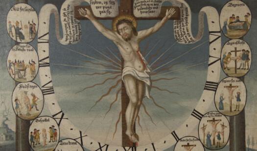 Pasjonsviser: En 1700-talls lidelsesklokke
