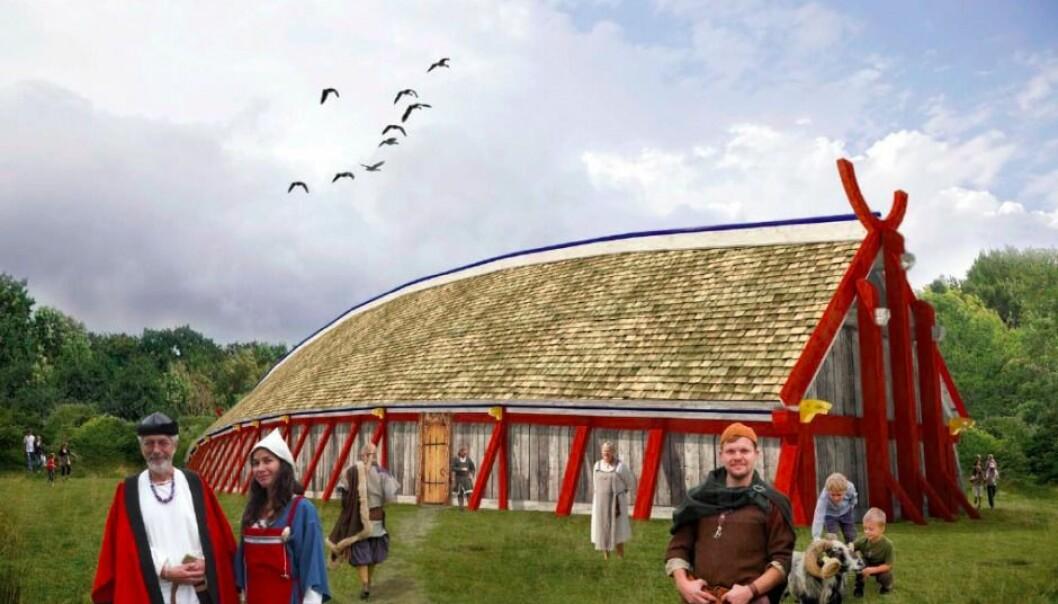 Forskere krangler om vikingtidens farger