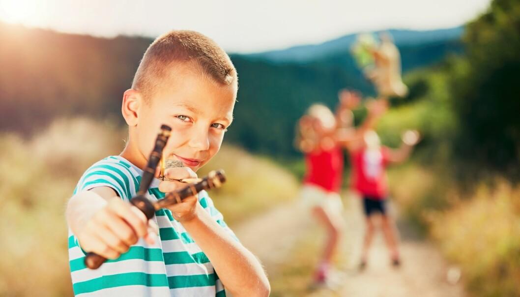 Ny studie: Barn med ADHD har sjeldnere et trygt forhold til mødrene sine