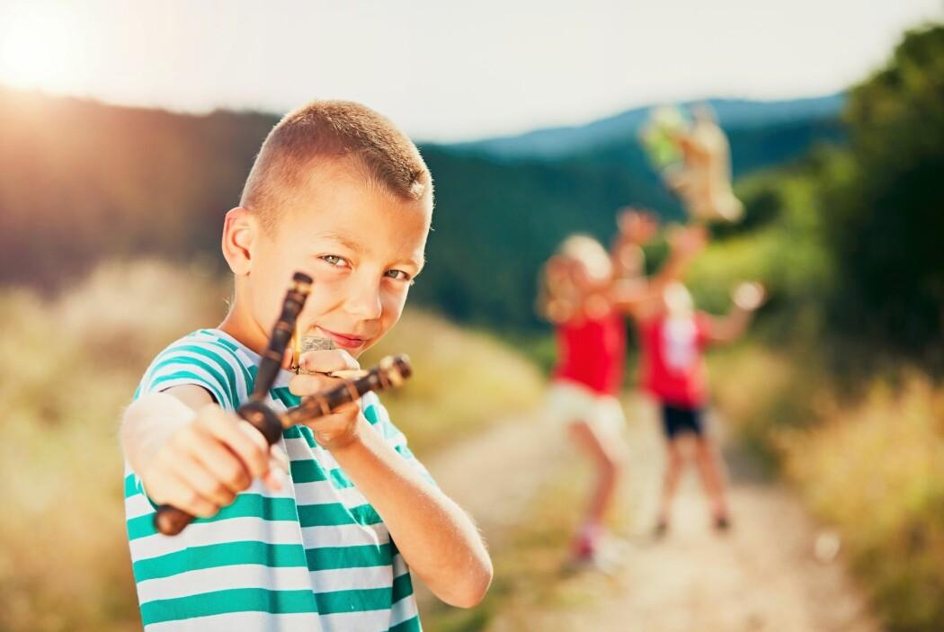 ADHD står for Attention-Deficit Hyperactivity Disorder (ADHD). Barn med ADHD er karakterisert ved impulsivitet, oppmerksomhetsproblemer og hyperaktivitet, både i hjemmet og på skolen. (Foto: Jaromir Chalabala / Shutterstock / NTB scanpix)