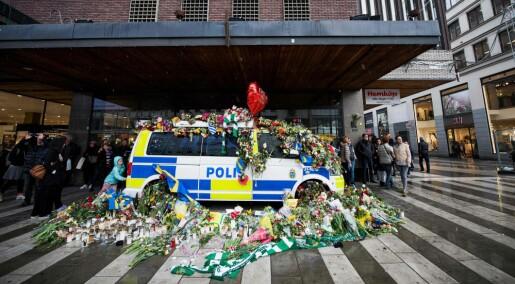 Dette lærte svenskene av terrorangrepet i Stockholm