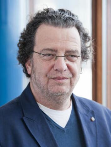 Professor II Alain Topor ved Universitetet i Agder.
