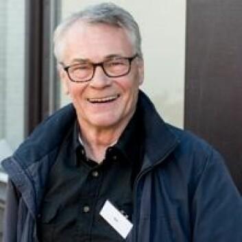 Rolf Johansen. (Foto: FFI)