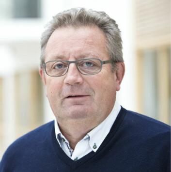 - Det er stor interesse i markedet for å søke om disse pengene, sier spesialrådgiver Anders Steensen i Forskningsrådet. (Foto: Forskningsrådet)
