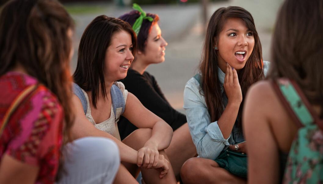 Ungdom i Oslo er svært åpne for andre etniske grupper enn deres egen. (Foto: Shutterstock / Scanpix)