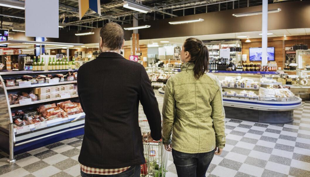 Et stykke vei til butikken kan gjøre det lettere å holde seg unna sigarettene. (Foto: Maskot/NTB scanpix)