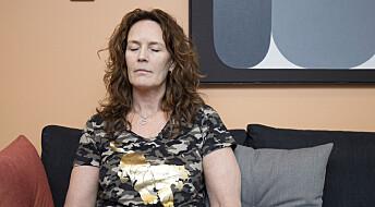 Hilde fikk hjerneslag – og mistet all energi
