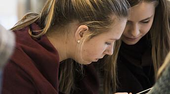 Ny studie: Sosiale medier påvirker unges trivsel lite