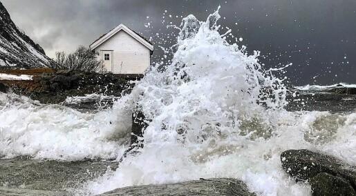 Slik takler du dårlig vær på sjøen