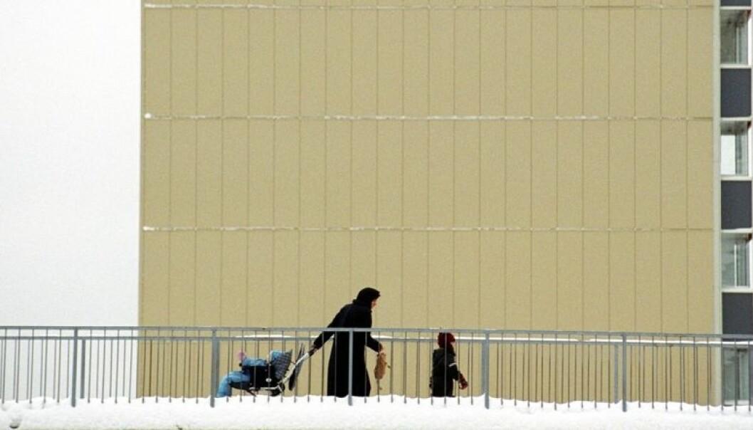 Innvandrermødre med alvorlig syke barn blir slitne og isolerte