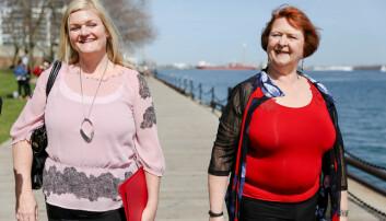 Neste gong du les ei avissak om overvekt og fedme, kan du prøve å legge merke til korleis saka er illustrert, skriv Eli Natvik i denne kronikken. (Foto: Canadian Obesity Network)