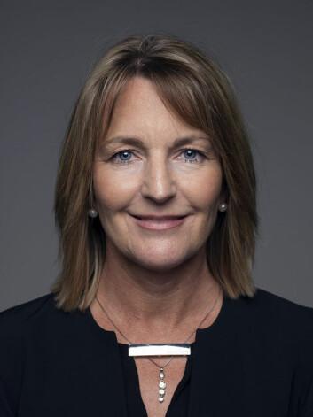Professor Ingrid Schjølberg er direktør for NTNU Havrom. (Foto: Terje Trobe/NTNU)