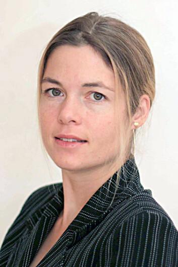 Ingrid Butne er professor ved Institutt for marin teknikk, NTNU. (Foto: NTNU)