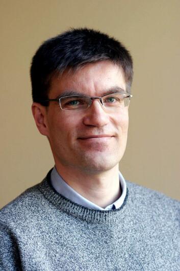 Professor Asgeir Sørensen, direktør ved NTNU AMOS. (Foto: Thor Nielsen/NTNU CeSOS)
