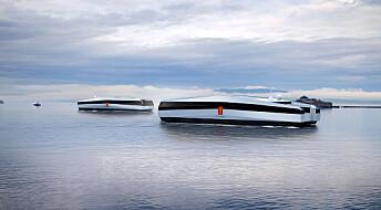 Skal teste førerløse båter i Trondheimsfjorden