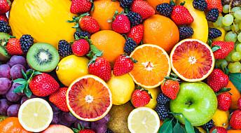 Er frukt egentlig så sunt?