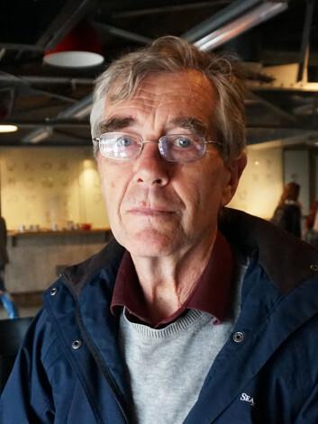 Arne Grønlund, seniorforsker i NIBIO. (Foto: Thea Myklebust)