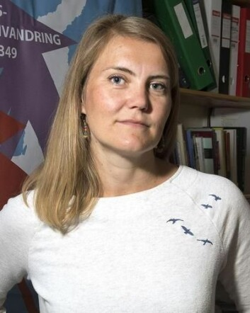 Susanne Bygnes, postdoktor ved Det sosiologiske institutt ved Universitetet i Bergen. (Foto: UiB)