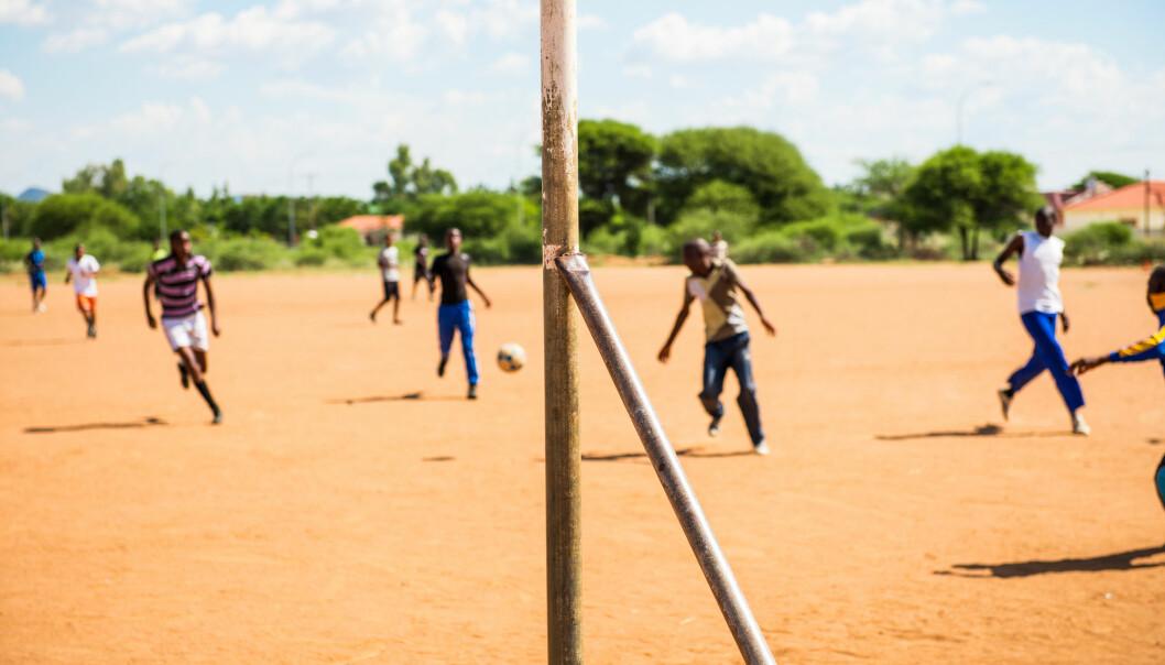 Zambiske utøvere assosierte rapportering om misbruk med en fare for straff, for ikke å bli trodd, ryktespredning og utestengning fra idretten, ifølge ny studie.  (Illustrasjonsfoto: John-james Gerber / Shutterstock / NTB scanpix)