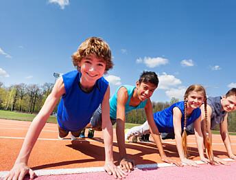 Mer tid til fysisk aktivitet gir mer aktive elever