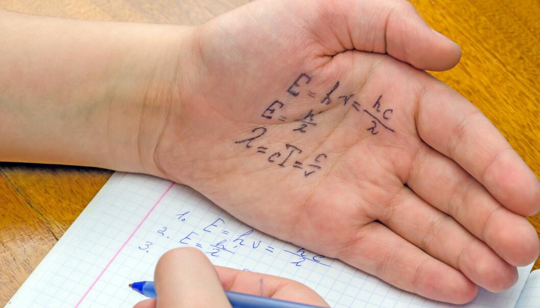 Er vi iskalde og beregnende vesener som kalkulerer risiko når vi jukser? (Illustrasjonsfoto: Shutterstock, NTB scanpix)
