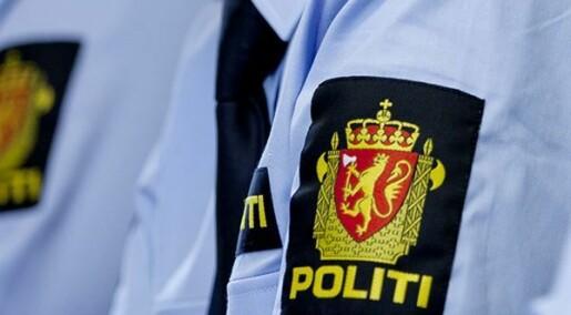Forskere skal evaluere midlertidig bevæpning av politiet