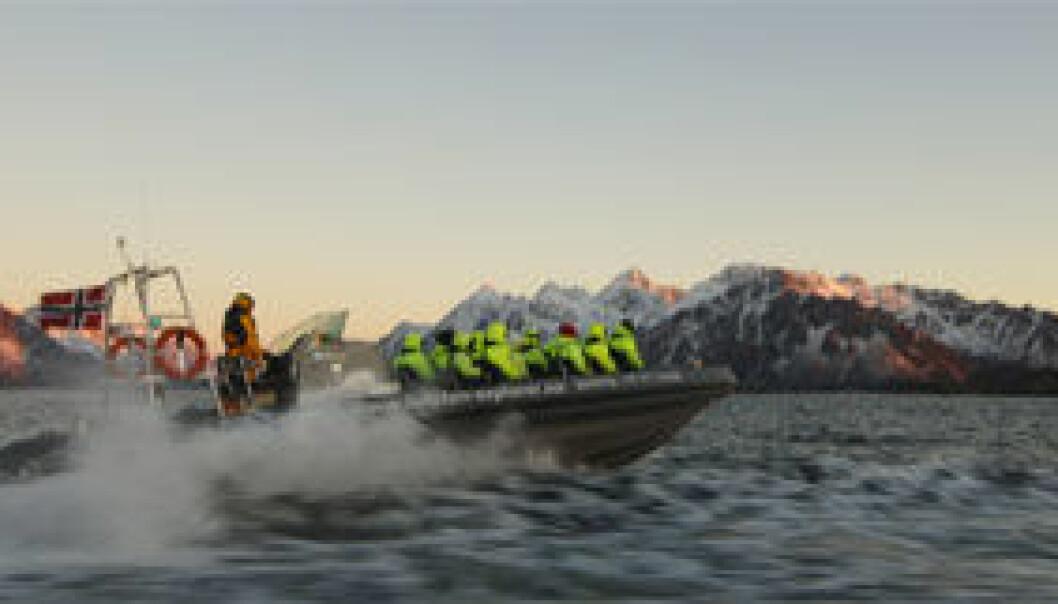 null (Foto: Arctic Frontiers)