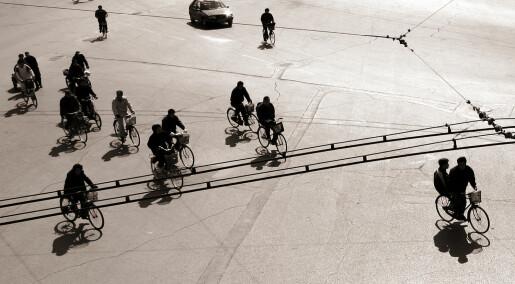 Bilene endrer byene i Kina