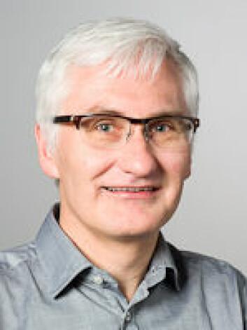 Professor Audun Stubhaug ved Universitetet i Oslo. (Foto: Universitetet i Oslo)