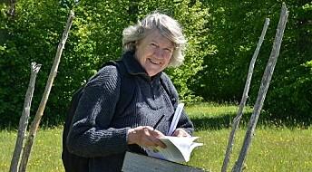 Høgskulens første professor emerita