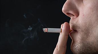 Fedre som røyker øker astmarisiko for fremtidige barn