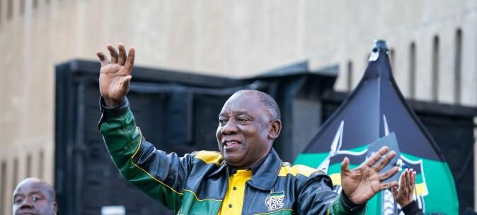Valgresultatet i Sør-Afrika:Flere utfordringer i vente for president Cyril Ramaphosa