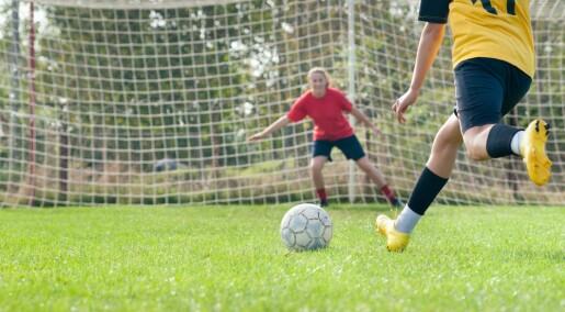 Færre jenter med innvandrerbakgrunn deltar i idrett