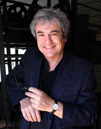 Carlo Rovelli er professor i fysikk ved Aix-Marseille Université i Frankrike. (Foto: Basso Cannara)