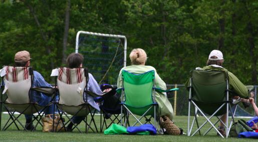Fotballmødre gir barn dårlig sportsånd