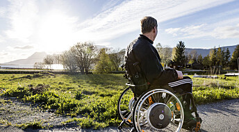 Spør en forsker: Hvorfor er aldri rullestolen med i drømmene mine?