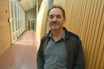 Førstelektor Roy Aksel Waade ved Nord universitet. (Foto: Bjørnar Leknes, Nord universitet)