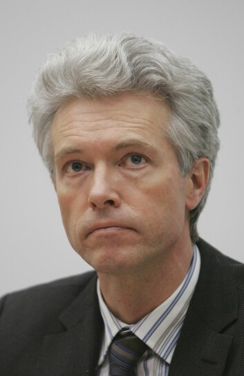 Geir Stene-Larsen, ekspedisjonssjef i Folkehelseavdelingen i Helse- og omsorgsdepartementet. (Foto: Morten Holm / NTB Scanpix)