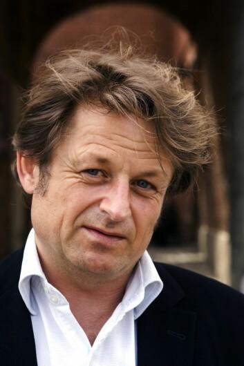 Karl Erik Lund, forskningsleder ved avdeling for rusmiddelbruk, FHI. (Foto: Cornelius Poppe / NTB Scanpix)