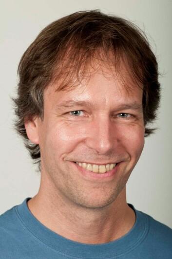Egil Nygaard, forsker ved Senter for livsløpsendringer i hjerne og kognisjon, Psykologisk institutt, Universitetet i Oslo. (Foto: UiO)