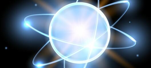 Kan sjaman Durek Verrett snu atomer?– Vi snur atomkjernene hver dag i vitenskap og medisin, svarer forsker