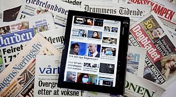 Lesere blander sammen journalistikk og annonsørinnhold