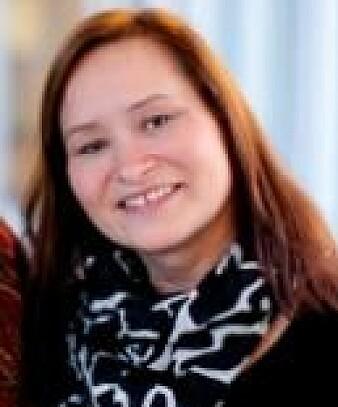 Forsker Anette Langås Larsen ved UiT. (Foto: UiT)