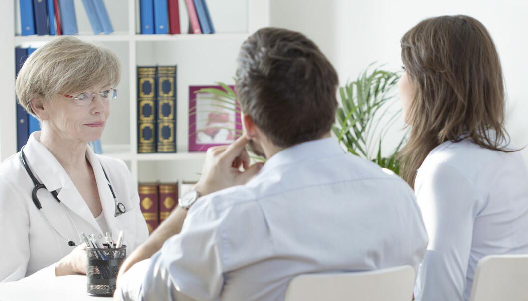 Helsepersonell bør anse misnøye med en partner som en risikofaktor under graviditet, ifølge en ny doktoravhandling.  (Illustrasjonsfoto: Photographee.eu / Shutterstock / NTB scanpix)