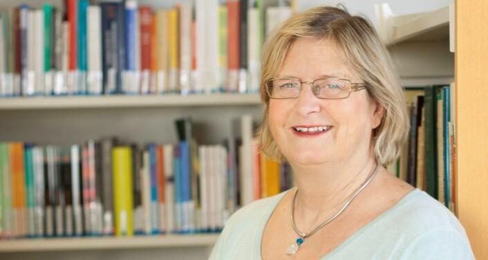 Forsker Elisabeth Backe-Hansen ved Nova, Høgskolen i Oslo og Akershus, har ledet den norske delen av Children's World-studien. (Foto: HiOA)