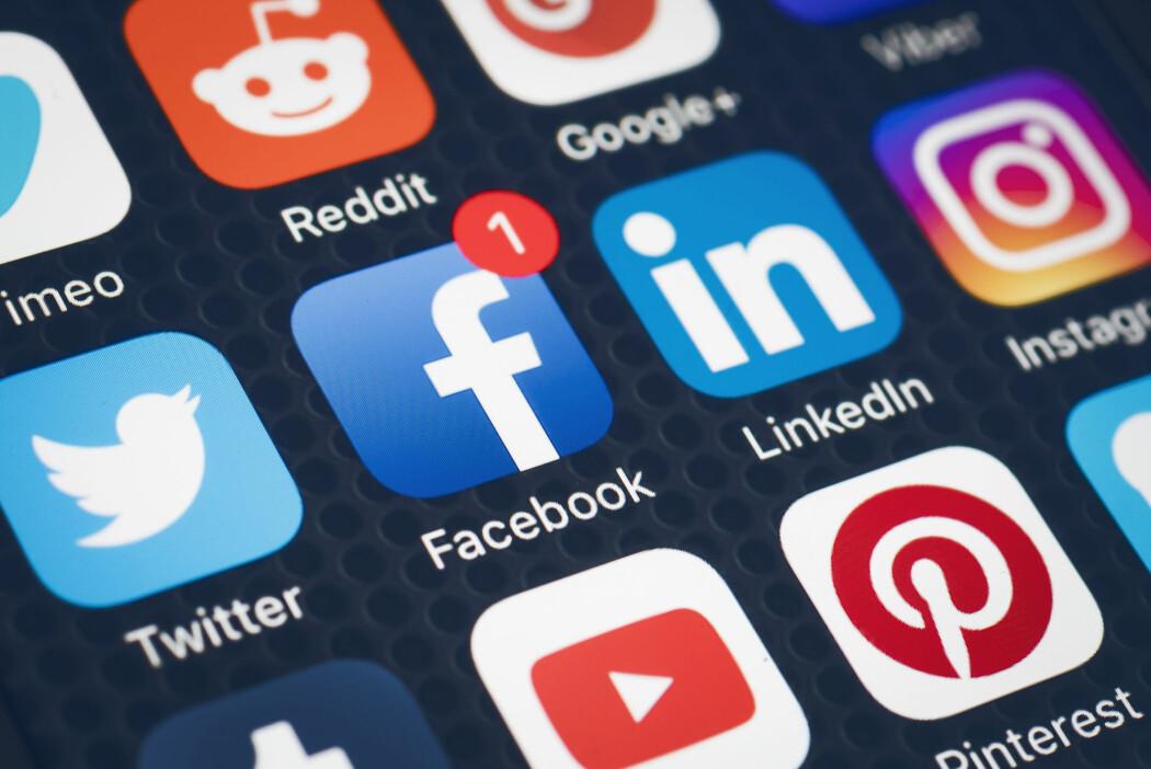 Forskere fra Roskilde Universitet kartlegger hvilke emner som er viktigst på sosiale medier og i nyhetsmedier under det danske valget. De foretok en lignende studie under valget i Danmark i 2015. (Foto: Twin Design / Shutterstock / NTB scanpix)