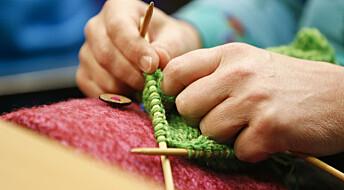 Kronikk: 43 prosent av alle norske kvinner strikker